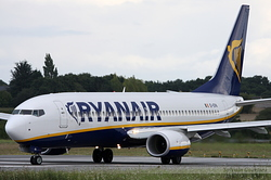 Boeing 737-8AS Ryanair EI-EPA
