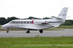 Cessna 560XL Citation XLS NetJets Europe CS-DXX