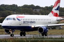 Embraer ERJ-170ST British Airways (BA CityFlyer) G-LCYE