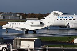 Cessna 750 Citation X Unifox Holdings Ltd M-PRVT