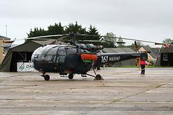 Sud-Aviation SA-319B Alouette III Marine Nationale 161