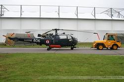 Sud-Aviation SA-319B Alouette III Marine Nationale 806