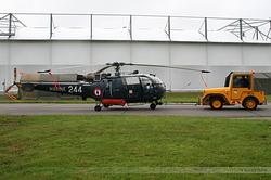 Sud-Aviation SA-319B Alouette III Marine Nationale 244