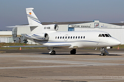 Dassault Falcon 900EX Executive Airlines EC-HOB