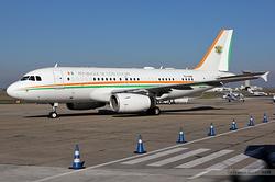 Airbus A319-133X(CJ) République de Côte d'Ivoire TU-VAS