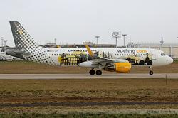 Airbus A320-214(WL) Vueling EC-LVP