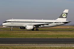 Airbus A320-214 Aer Lingus EI-DVM