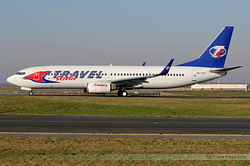 Boeing 737-8CX Travel Service OK-TVO