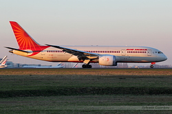 Boeing 787-8 Dreamliner Air India VT-ANN