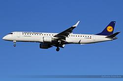 Embraer 190-200LR Augsburg Airways D-AEMD