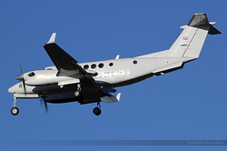 Beechcraft B300C King Air 350C CN-CPC