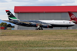 Airbus A340-213 Libyan Government 5A-ONE