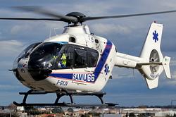 Eurocopter EC 135T1 Hélicoptères de France (HDF) F-GYJV