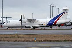 ATR 42-300(F) Swiftair EC-ISX