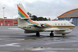 Lockheed L-1329 JetStar II VP-CSM