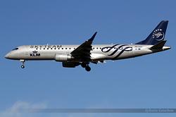 Embraer 190-100STD KLM Cityhopper PH-EZX