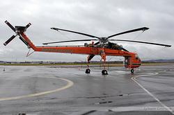 Sikorsky S-64F Skycrane Erickson Air-Crane N159AC