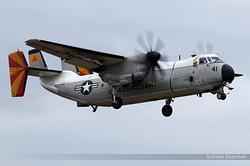 Grumman C-2A Greyhound US Navy 162176 / 41