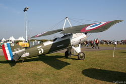 Morane-Saulnier MS-138 EP-2 F-AZAJ