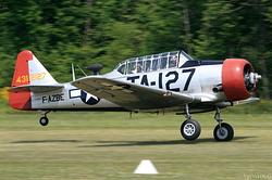 North American AT-6C Harvard Mk2A F-AZBE
