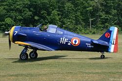 North American T-6/NA-68 F-AZHD