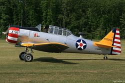 North American T-6D Texan F-AZMP