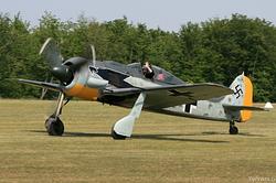 Focke-Wulf Fw-190A-8/N F-AZZJ