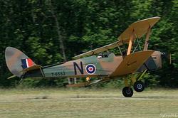 De Havilland DH-82A Tiger Moth F-AZEI