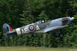 Supermarine Spitfire LF-Vb Royal Air Force AE-A / EP-120