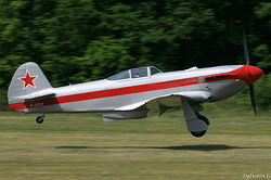 Yakovlev Yak-3UA F-AZLY