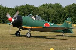 North American AT-6B-M0 Zero F-AZZM