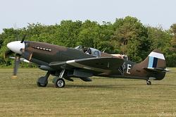 Supermarine 389 Spitfire MkXIX F-AZJS