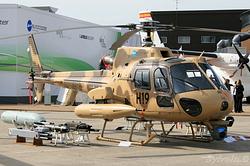 Eurocopter AS 550C3 Fennec EC-001