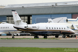 Gulfstream G200 (IAI-1126 Galaxy) Sentient Flight Group N2HL