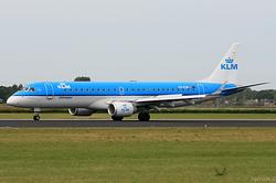 Embraer 190-100STD KLM Cityhopper PH-EZB