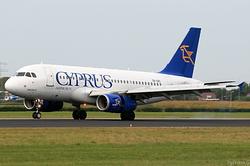 Airbus A319-132 Cyprus Airways 5B-DBO