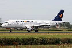 Airbus A320-216 Air One EI-DSL