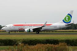 Boeing 737-8K2 Transavia Airlines PH-HZL