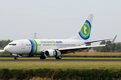 Boeing 737-7K2 Transavia Airlines PH-XRV