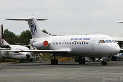 Fokker F28-1000 Fellowship Toumaï Air Chad TT-EAS