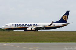 Boeing 737-8AS Ryanair EI-DHX