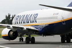 Boeing 737-8AS Ryanair EI-DHX