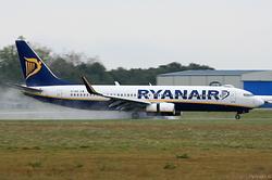 Boeing 737-8AS Ryanair EI-DHI