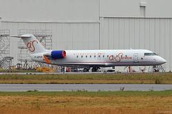Canadair Regional Jet 100ER Air Service Gabon F-GPYP