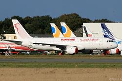 Airbus A320-211 Tunisair OE-IAB
