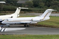 Fokker 28 TU-PAB