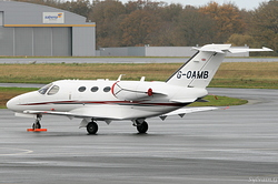Cessna 510 Citation Mustang G-OAMB