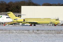 Fokker F-100 F-GPXK