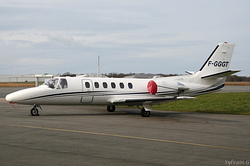 Cessna 550 Citation II F-GGGT