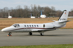 Cessna 550B Citation Bravo D-CALL